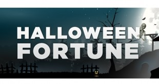 Win big if Halloween Fortune smiles on you…