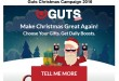 Guts Casino making Christmas GREAT again!