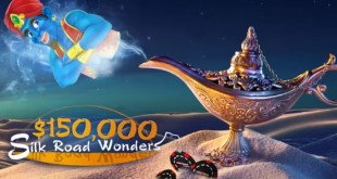 Intertops launches Silk Road Wonders event