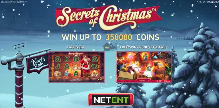 Secrets of Christmas – Rizk Casino
