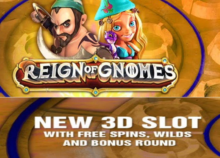 reing of gnomes slot